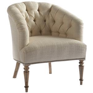 Lillian August Custom Upholstery Mercer Chair
