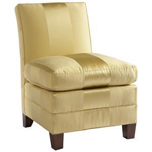 Lillian August Custom Upholstery Wynne Chair