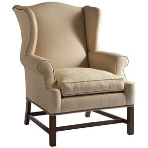 Lillian August Custom Upholstery Gordon Chair