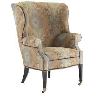 Lillian August Custom Upholstery Preston Chair