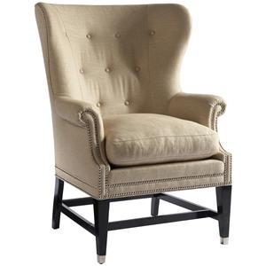 Lillian August Custom Upholstery Farrington Chair