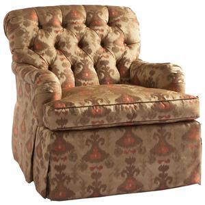 Lillian August Custom Upholstery Madison Chair