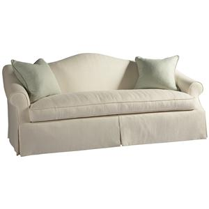 Lillian August Custom Upholstery Hyde Park Sofa