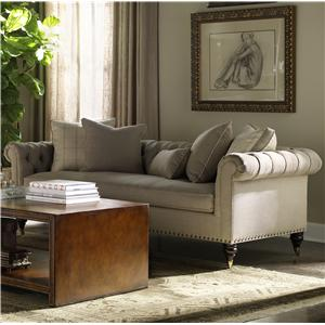 Lillian August Custom Upholstery Thompson Sofa