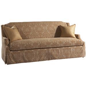 Lillian August Custom Upholstery Linley Sofa