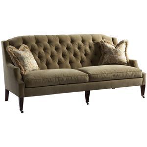 Lillian August Custom Upholstery Linley Park Sofa