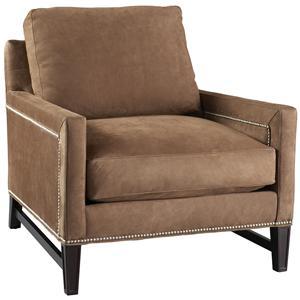 Lillian August Custom Upholstery Regent Chair