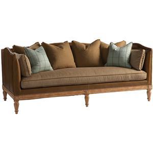 Lillian August Custom Upholstery Belvedere Sofa