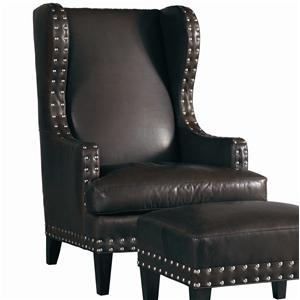 Lillian August Custom Upholstery Clayton Chair