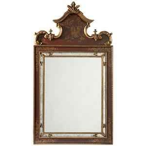 Lillian August Wood Imperial Mirror