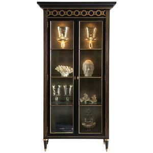 Lillian August Wood Hayward Bookcase
