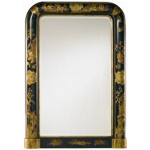 Lillian August Wood Coromandel Mirror