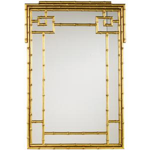 Lillian August Wood Barbados Mirror