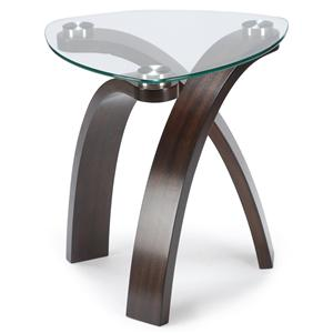 Magnussen Home Allure End Table