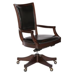 Magnussen Home Fuqua Swivel Desk Chair