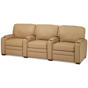 MotionCraft by Sherrill Home Theater Seating 301 Series Home Theater Seating