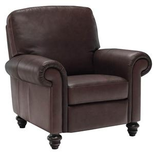 Natuzzi Editions A855 Upholstered Recliner