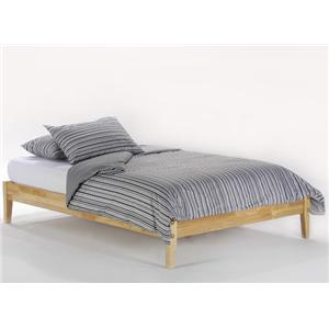 NE Kids Spice Natural Full Spice Basic Bed