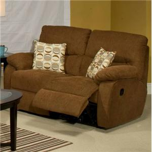 New Classic Manchester Reclining Love Seat