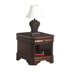 New Classic Sheridan Drawer End Table
