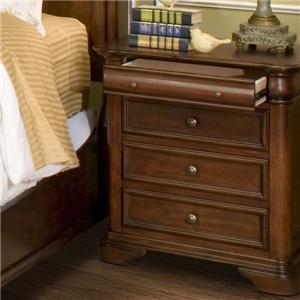 New Classic Whitley Court Nightstand