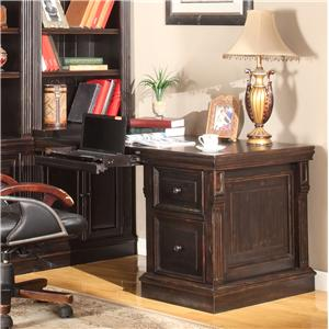 Parker House Venezia Peninsula Desk and File