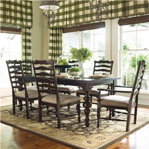 Paula Deen by Universal Paula Deen Home 7Pc Dining Room
