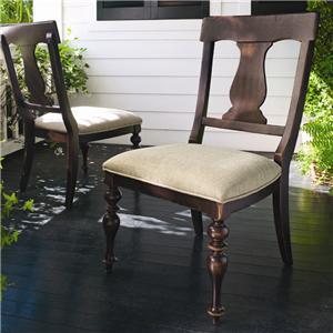 Universal Home Paula's Dining Side Chair