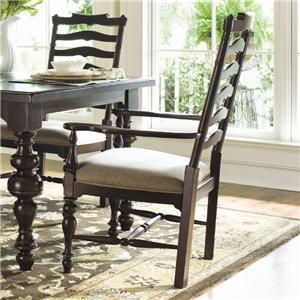 Universal Home Mike's Dining Arm Chair