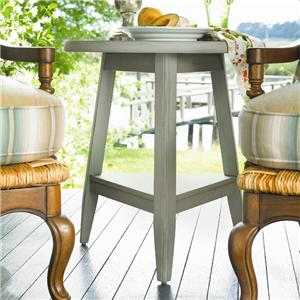 Paula Deen by Universal Paula Deen Home Lamp Table