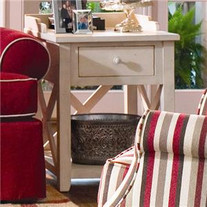Universal Home Drawer End Table