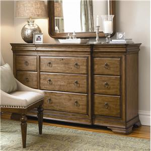 Pennsylvania House New Lou Drawer Dresser