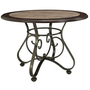 Powell Powell Cafe Whitman Dining Table