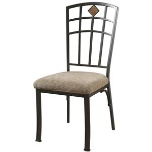 Powell Powell Cafe Jefferson Dining Side Chair