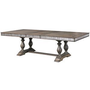 Pulaski Furniture Accentrics Home Alekto Rectangular Table