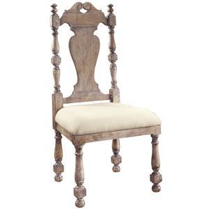 Pulaski Furniture Accentrics Home Kyra Side Chair
