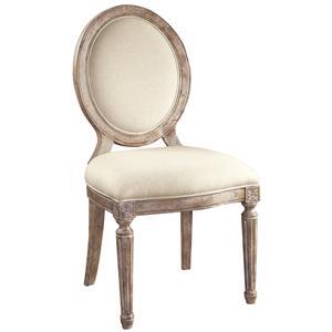Pulaski Furniture Accentrics Home Anthousa Side Chair