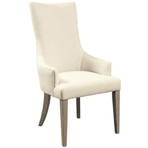Pulaski Furniture Accentrics Home Zona Arm Chair