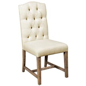 Pulaski Furniture Accentrics Home Zoie Side Chair