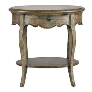 Pulaski Furniture Accentrics Home Roquette Accent Table