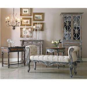 Pulaski Furniture Accentrics Home Bench