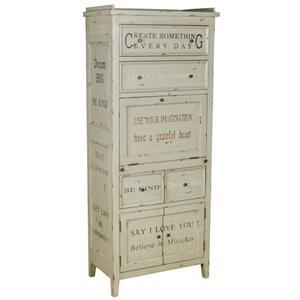 Pulaski Furniture Accents Tall Accent Cabinet
