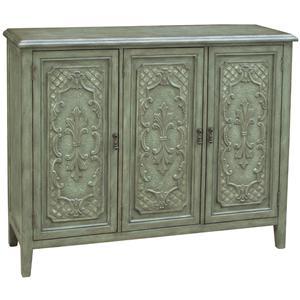 Pulaski Furniture Accents 3 Door Occasional Cabinet