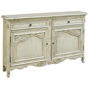 Pulaski Furniture Accents 2 Door Accent Cabinet