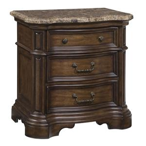 Pulaski Furniture Courtland  Courtland Nightstand