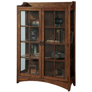 Pulaski Furniture Curios Bennet Bookcase Curio