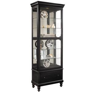 Pulaski Furniture Curios Brookview Curios Cabinet