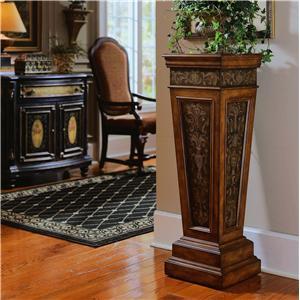 Pulaski Furniture Accents Pedestal