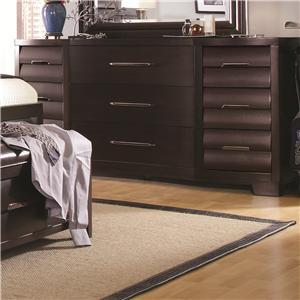 Pulaski Furniture Tangerine  Dresser