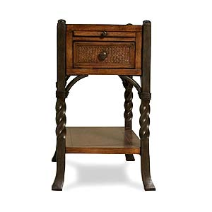 Riverside Furniture Medley Chairside Table